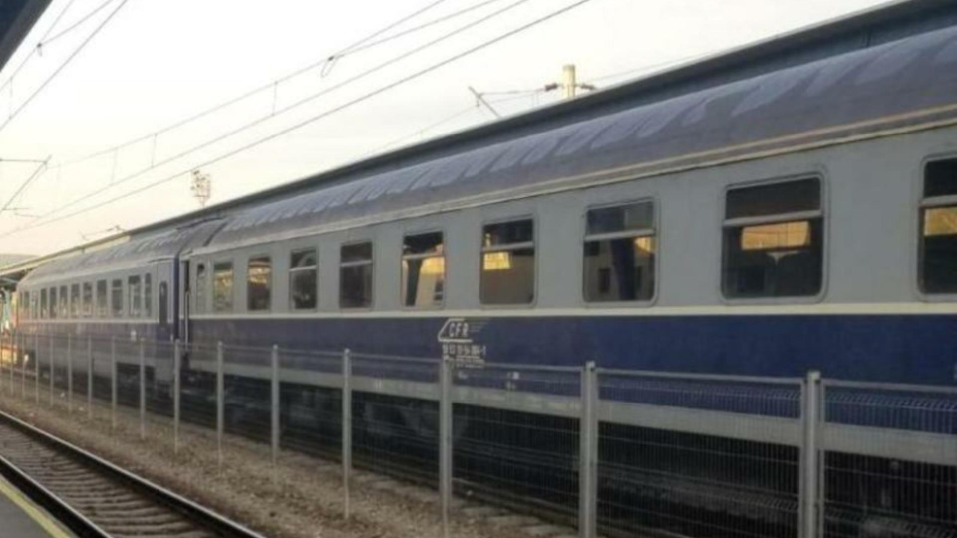 Un elev, cazat la un liceu de nevăzători din Iaşi, confirmat cu COVID, a fost trimis acasă cu trenul