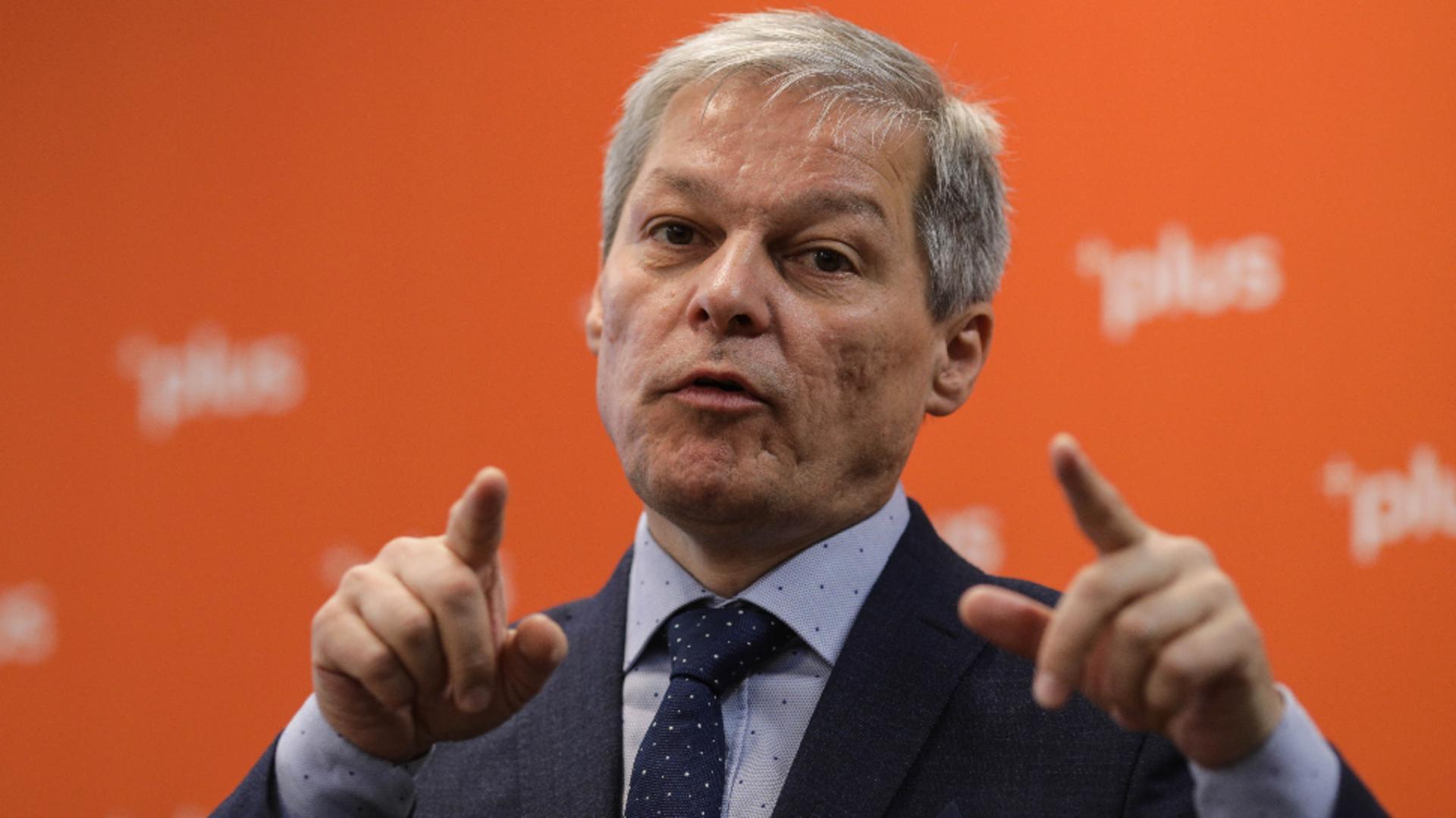 Dacian Cioloș. Foto: Inquam Photos / Octav Ganea