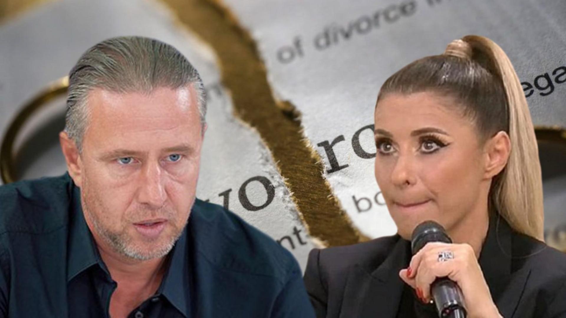"""Lovitura de grație pentru Anamaria Prodan! Reghecampf a făcut marele anunț: """"Am depus actele de divorț!"""""""