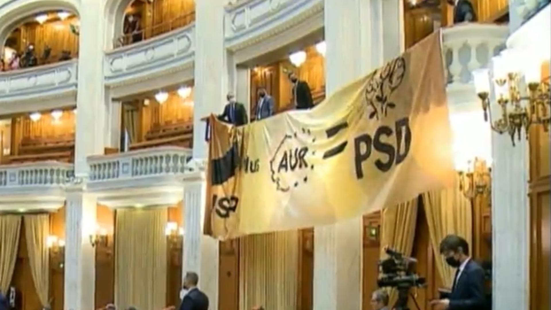 Mesajul PNL împotriva autorilor moțiunii de cenzură
