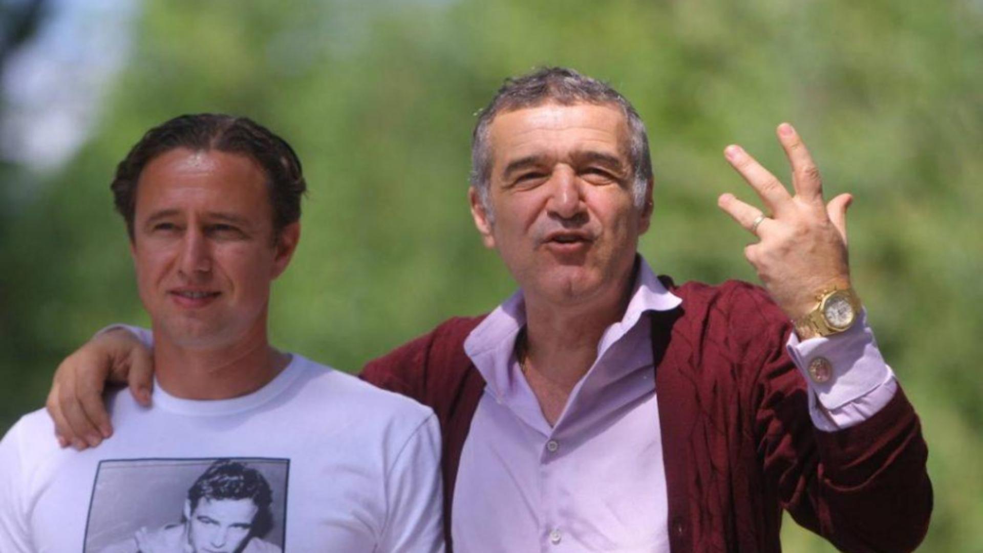 Cum comentează Gigi Becali divorțul dintre Reghecampf și Anamaria Prodan!