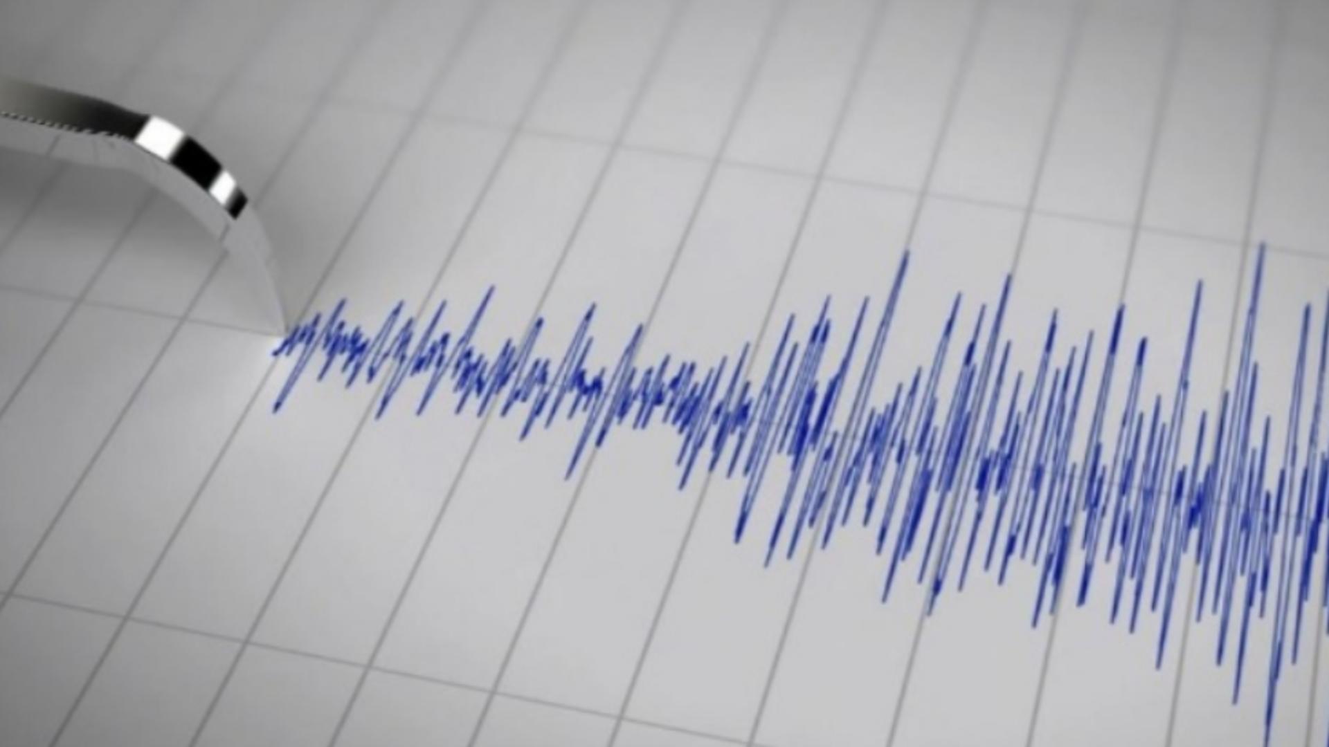 Doua cutremure în mai puțin de 24 de ore la noi în țară