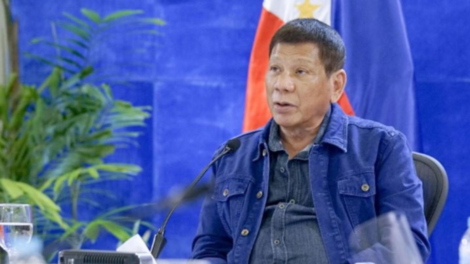 Cum vrea președintele filipinez să oprească pandemia de COVID-19 – Propunere HALUCINANTĂ