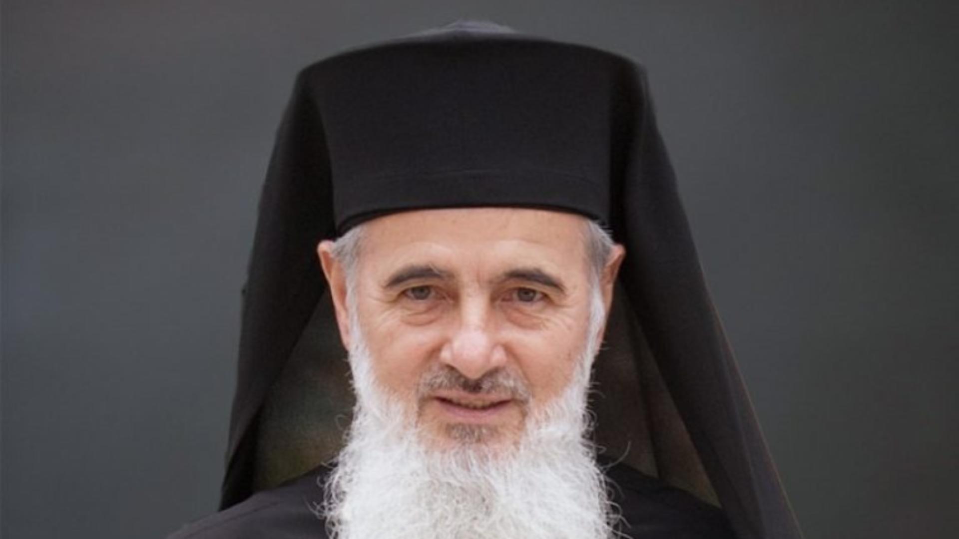 Preasfințitul Părinte Vasile Someșanul