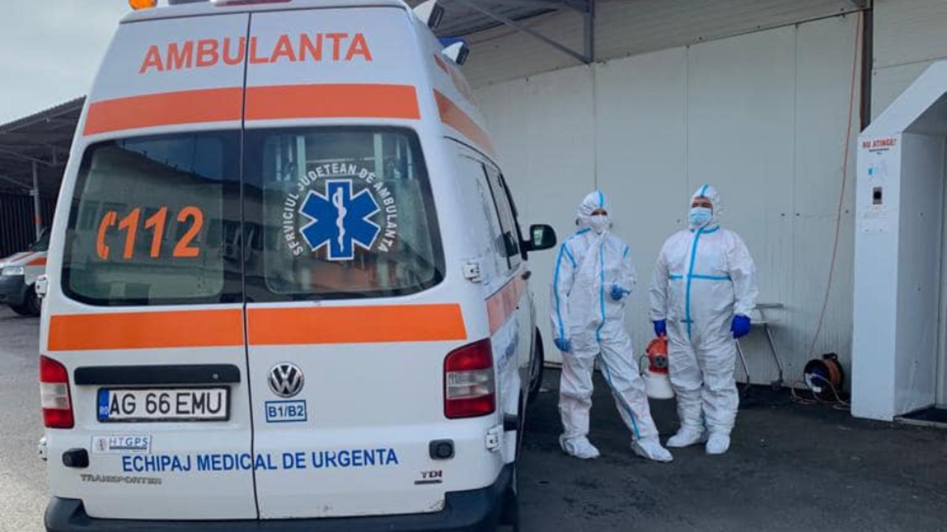 """Managerul Ambulanței Argeş, apel disperat pentru vaccinare: ,,Cât credeţi că vom rezista în ritmul acesta?"""""""