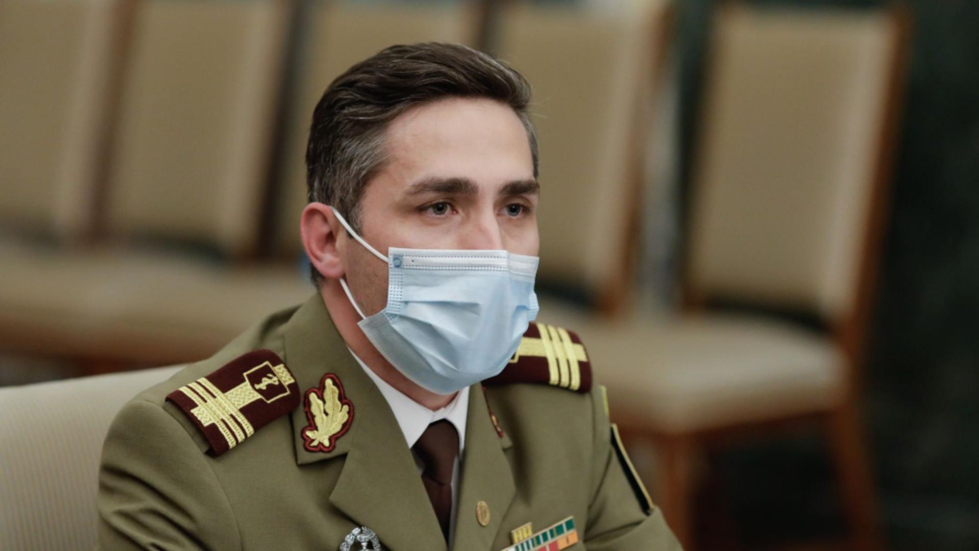 Când depășește România valul uriaș de infectări COVID-19 și ce ne așteaptă la iarnă – Răspunsul lui Valeriu Gheorghiță