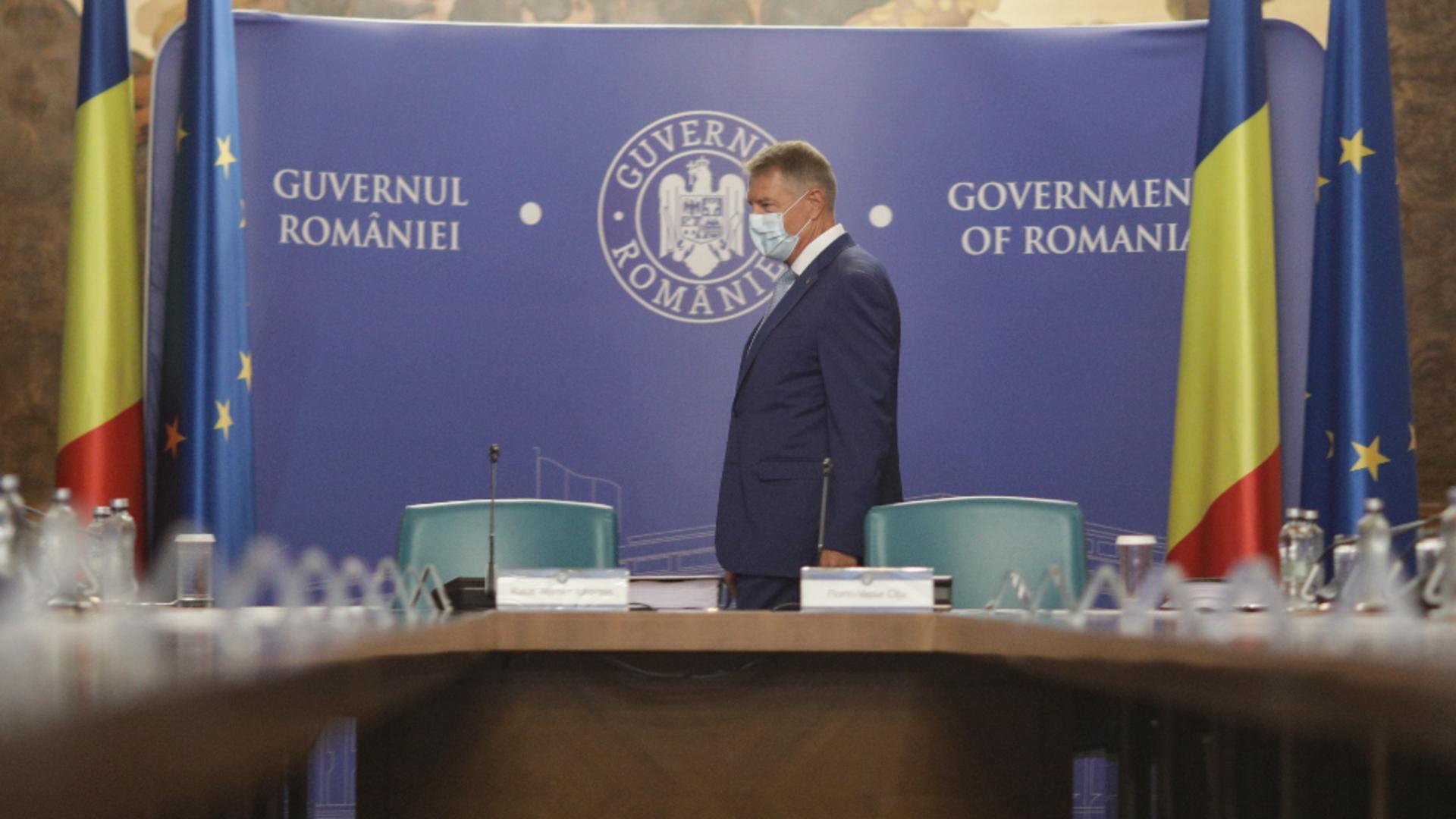 """Guvernul meu 2"" mai are de așteptat. Foto/Inquam"