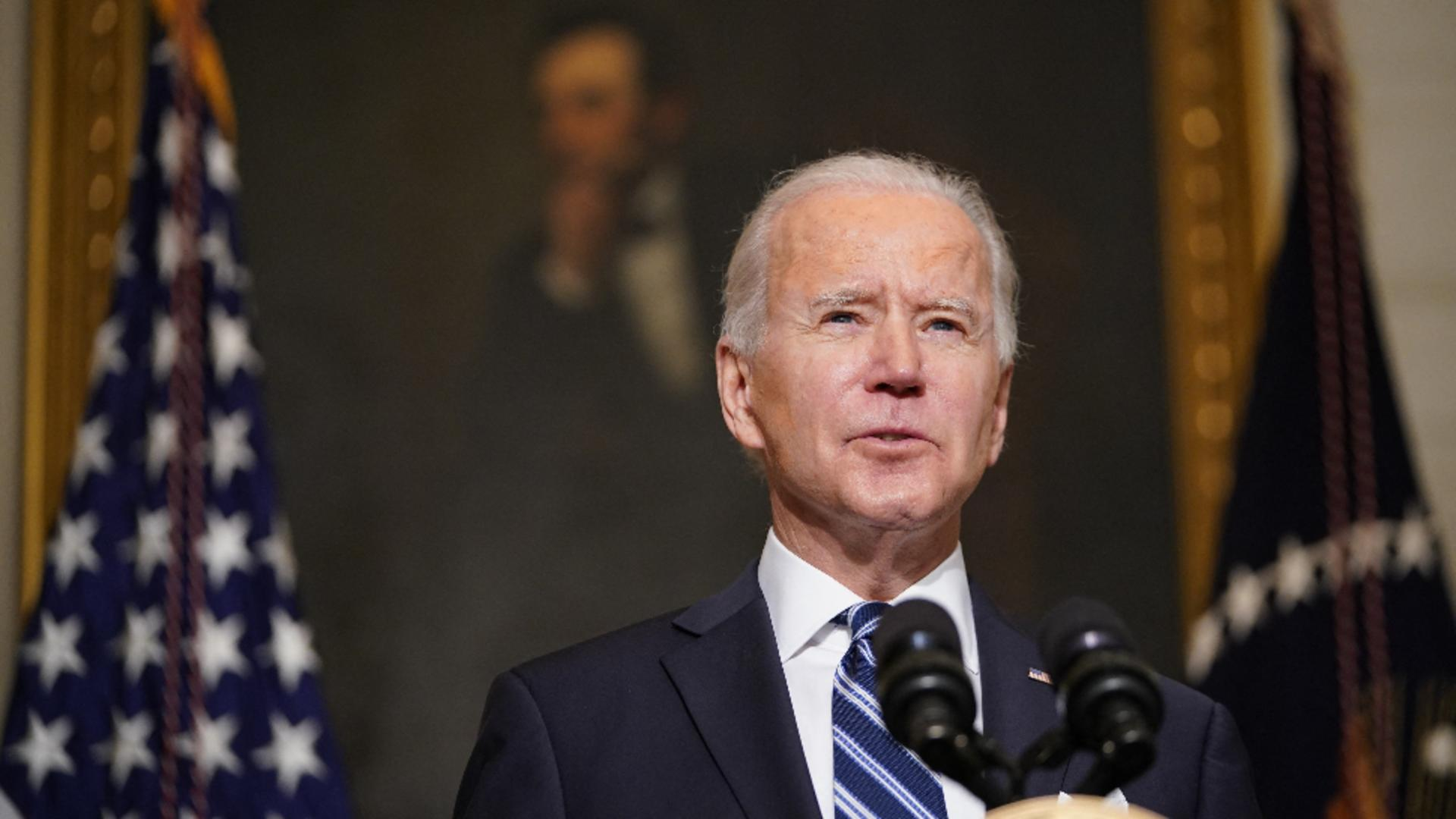 Joe Biden, președintele SUA / Foto: ProfiMedia