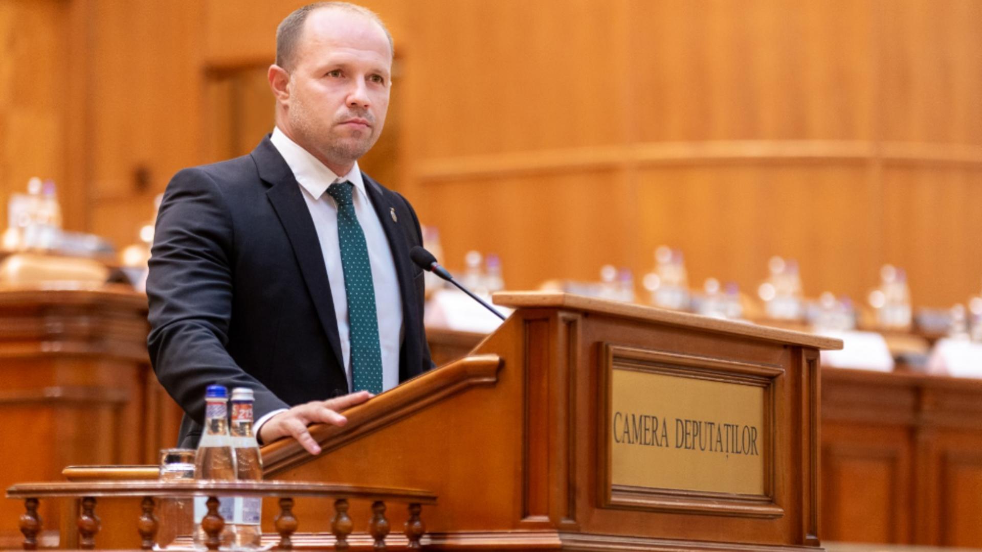 Alexandru Kocsis Cristea, nemulțumit că PNL n-a propus premier. Foto/Inquam
