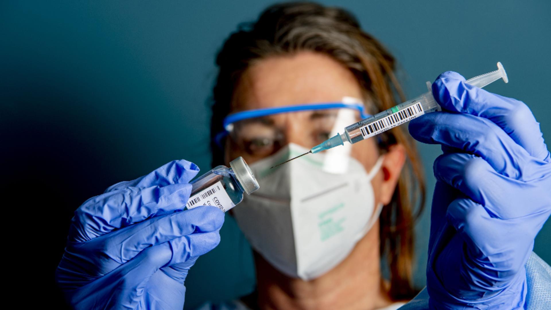 Vaccin anti-Covid. Foto: ProfiMedia
