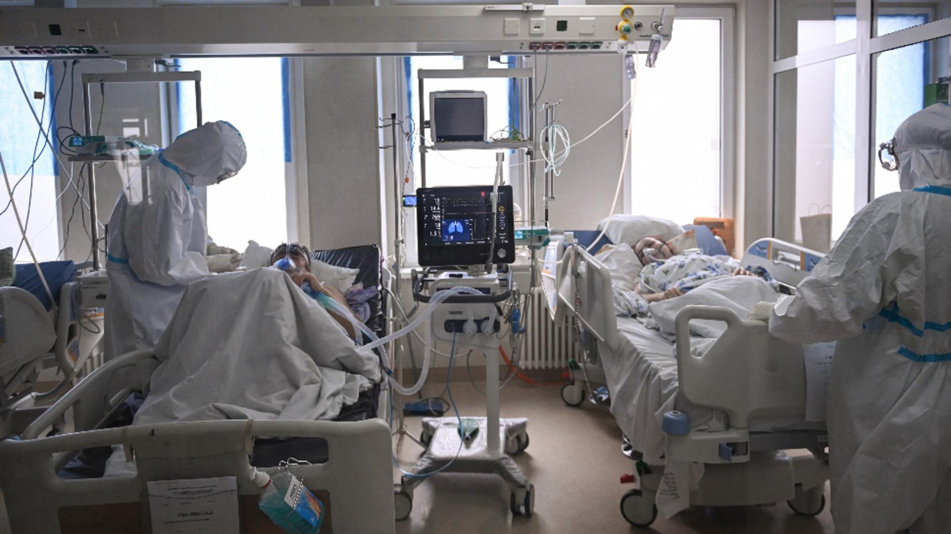 O nouă tranşă de Remdesivir în spitalele cu pacienţi Covid – Anunțul Ministerului Sănătății