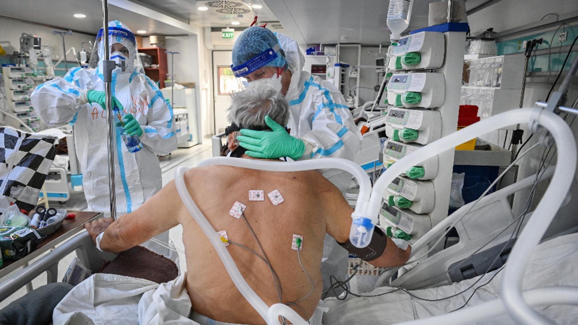 Bilanț coronavirus 11 octombrie / Foto: Profi Media
