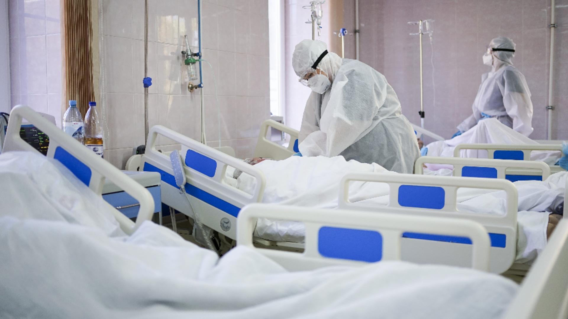 Criză de medici la Spitalul Judeţean din Brăila / FOTO: Profi Media