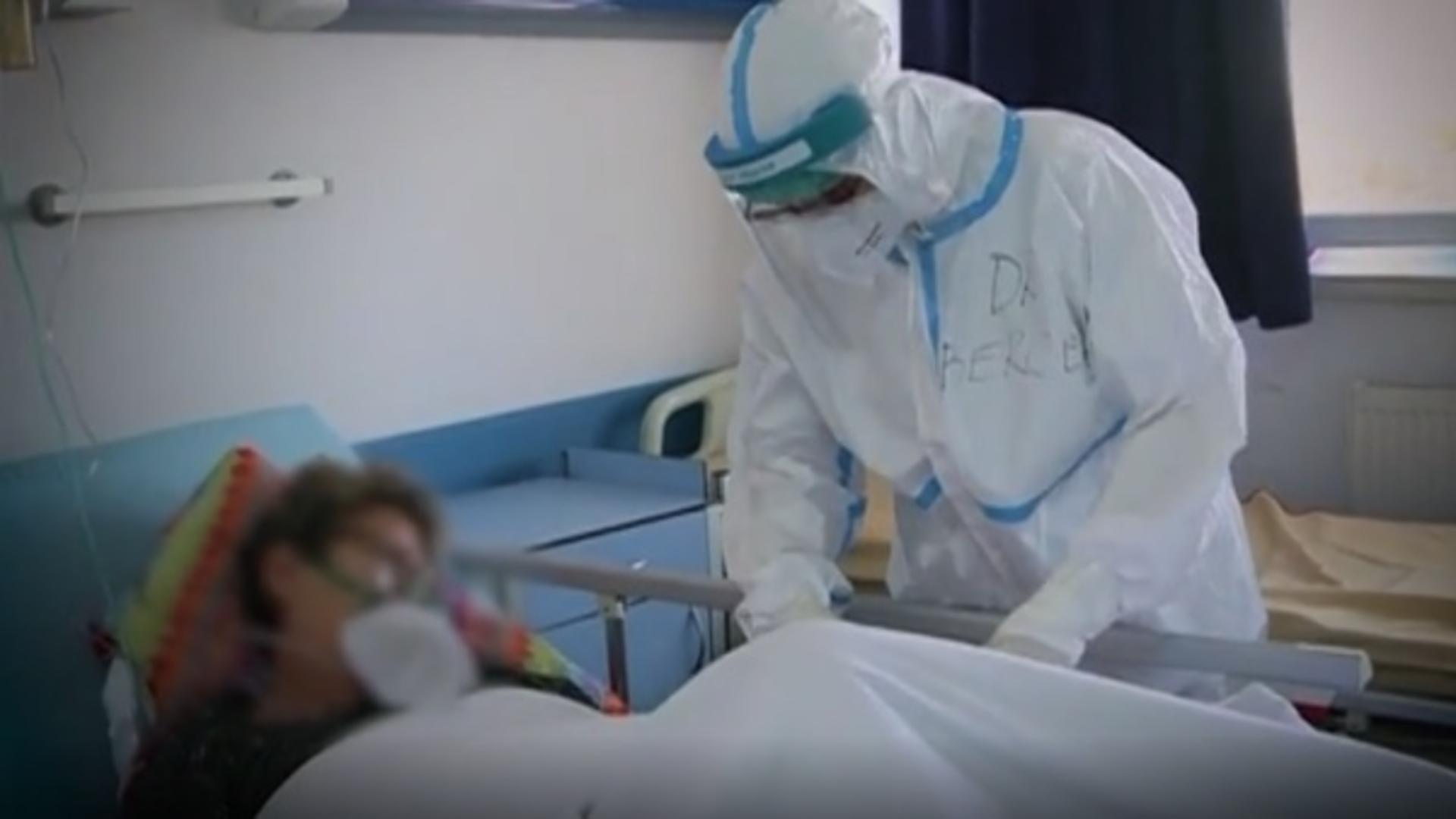 VIDEO | Reportaj exclusiv: Imagini dramatice de la Spitalul Județean din Ploiești. Regretul nevaccinaților ajunși în stare gravă