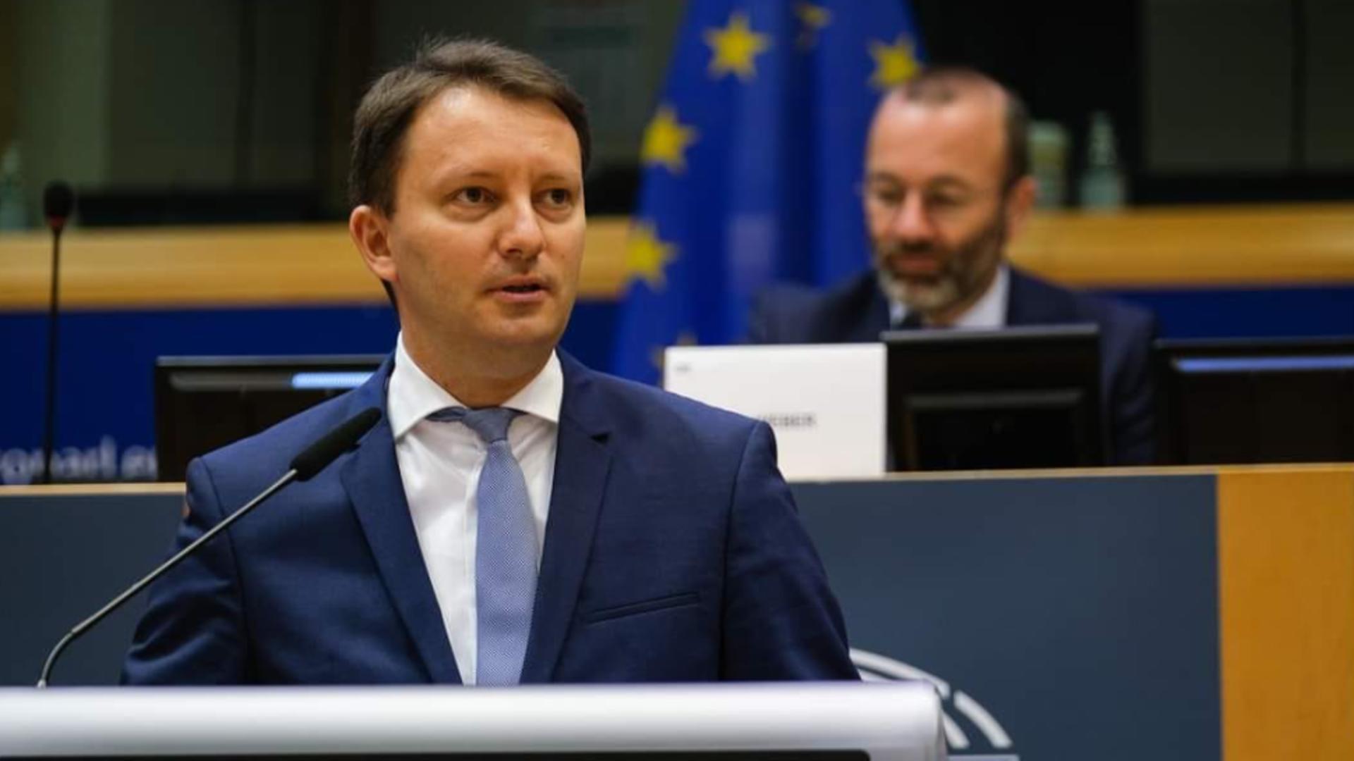 Siegfried Mureșan, eurodeputat PNL, vicepreședinte PPE Foto: Facebook.com