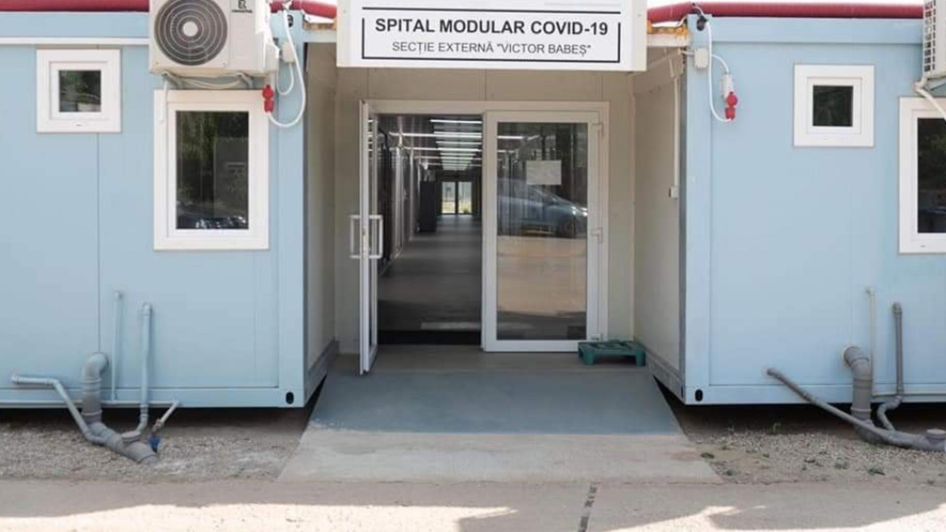 Primii pacienți COVID-19 au ajuns la spitalul Pipera. Primăria Capitalei a aprobat operaționalizarea unității – Anunțul lui Nicușor Dan
