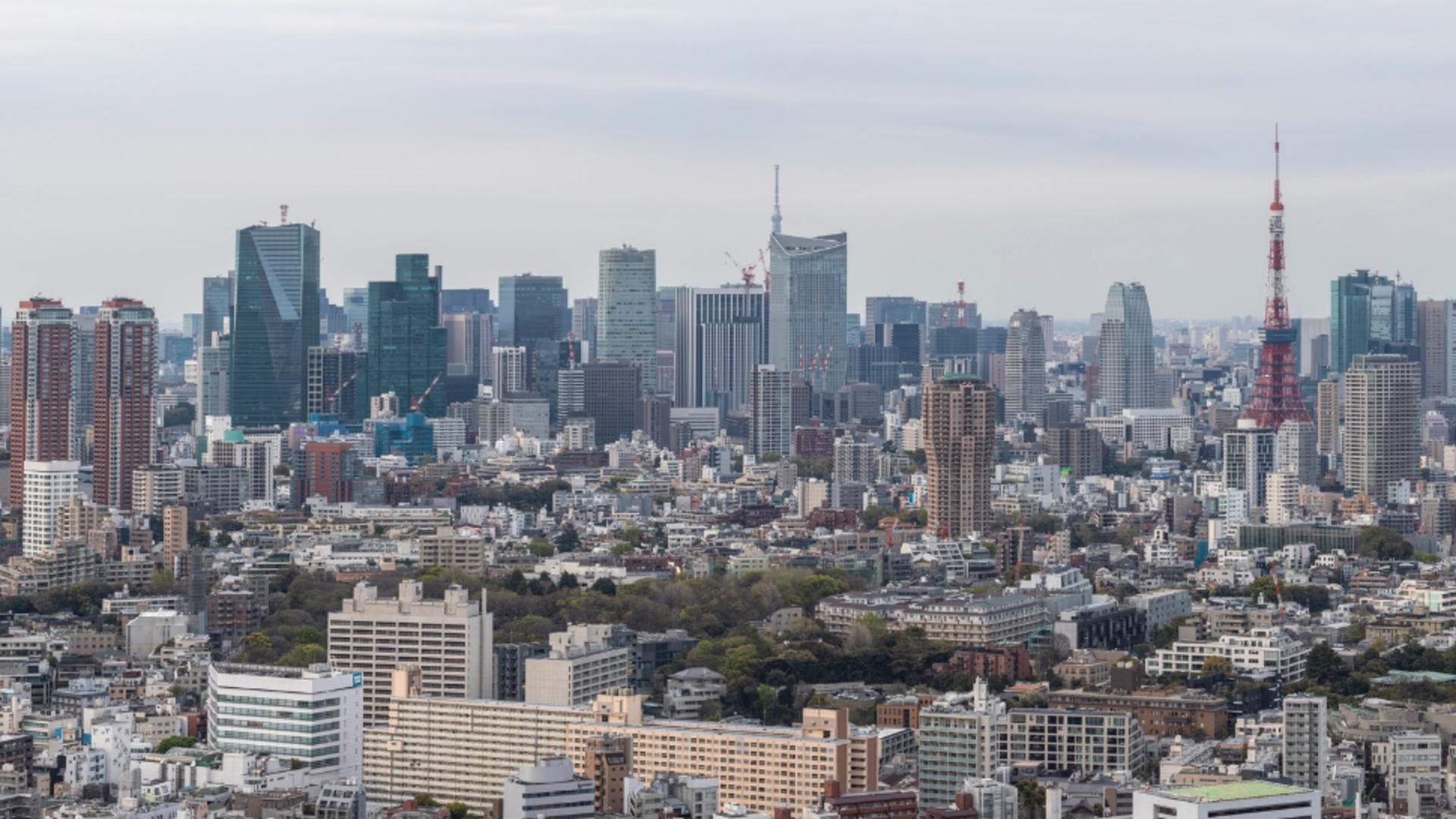 Cutremur de 6,1 în capitala Japoniei. Foto/Profimedia