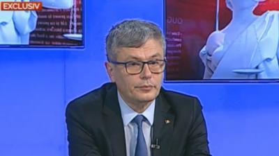 Virgil Popescu, ministrul Interimar al Energiei