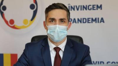 Valeriu Gheorghiță - președintele Comitetului Naţional de coordonare a campaniei de vaccinare împotriva COVID-19